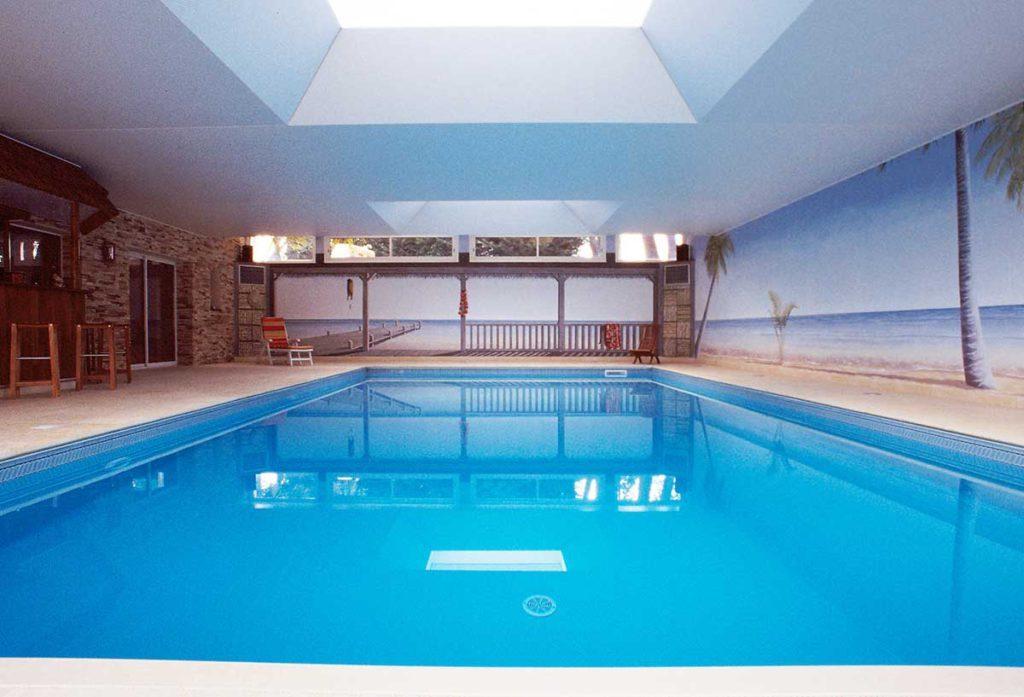 Constructeur de piscines intérieures