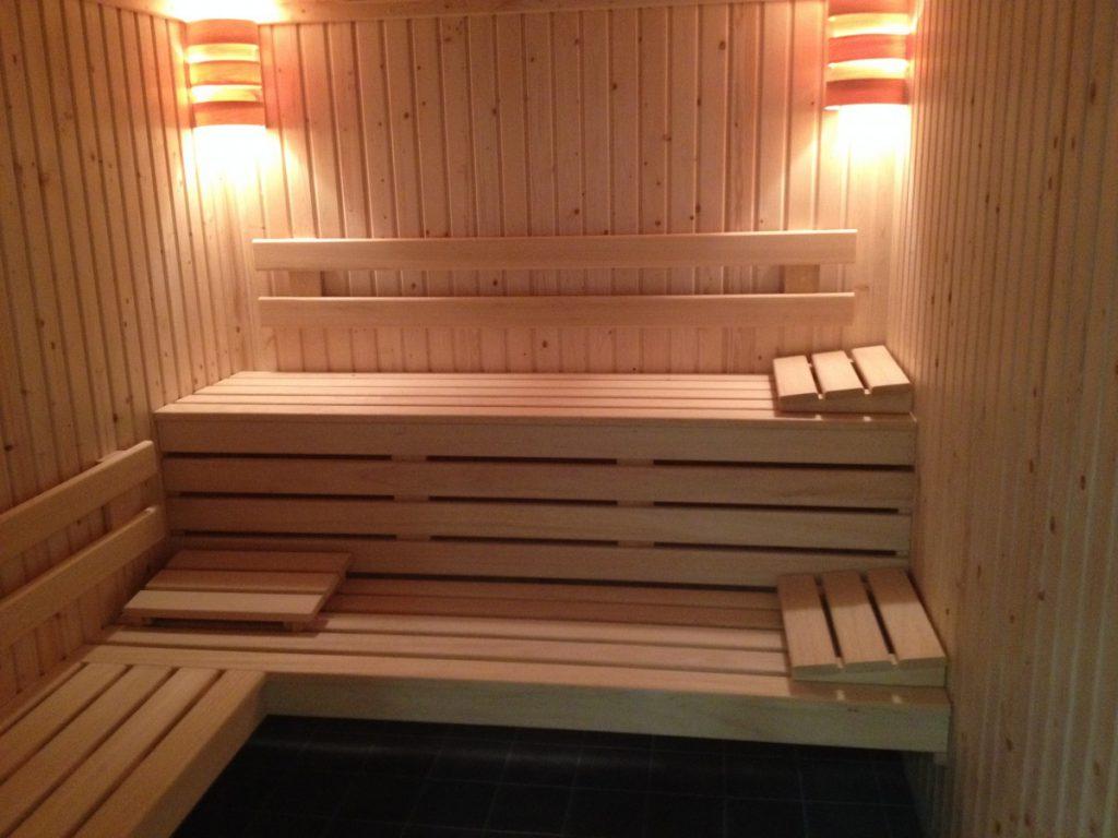 sauna vendée épicea