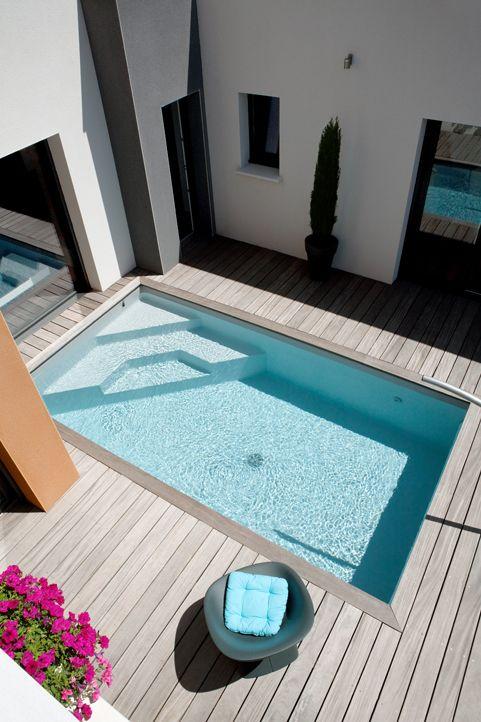 petite piscine sur mesure