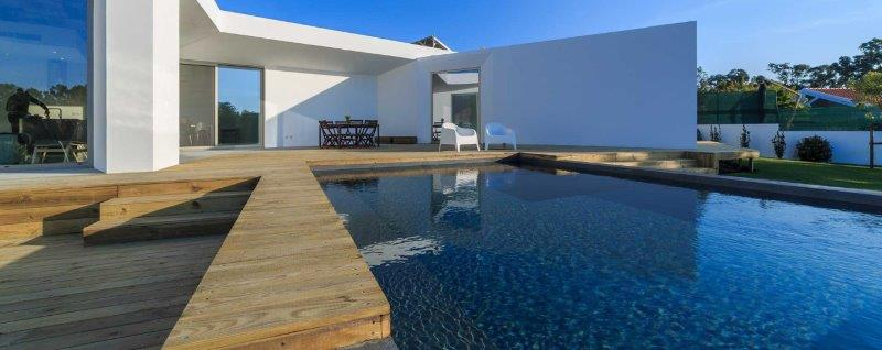 piscine privée sur mesure