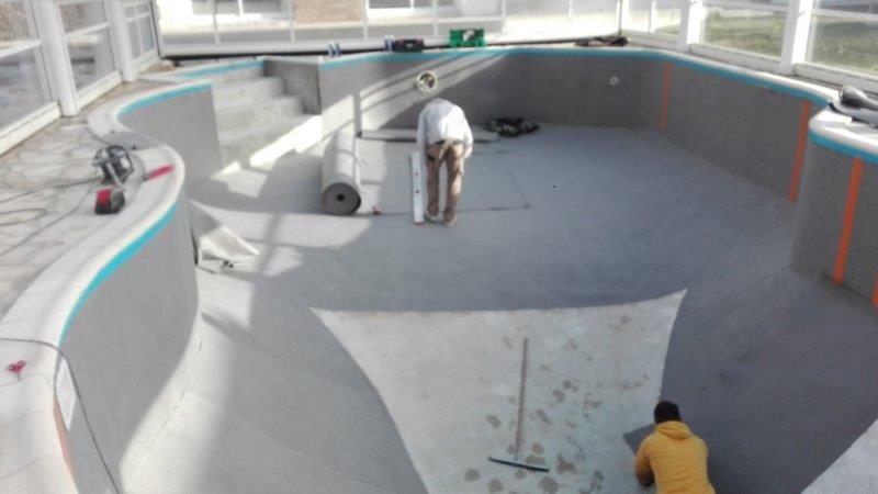 entreprise de rénovation de piscine