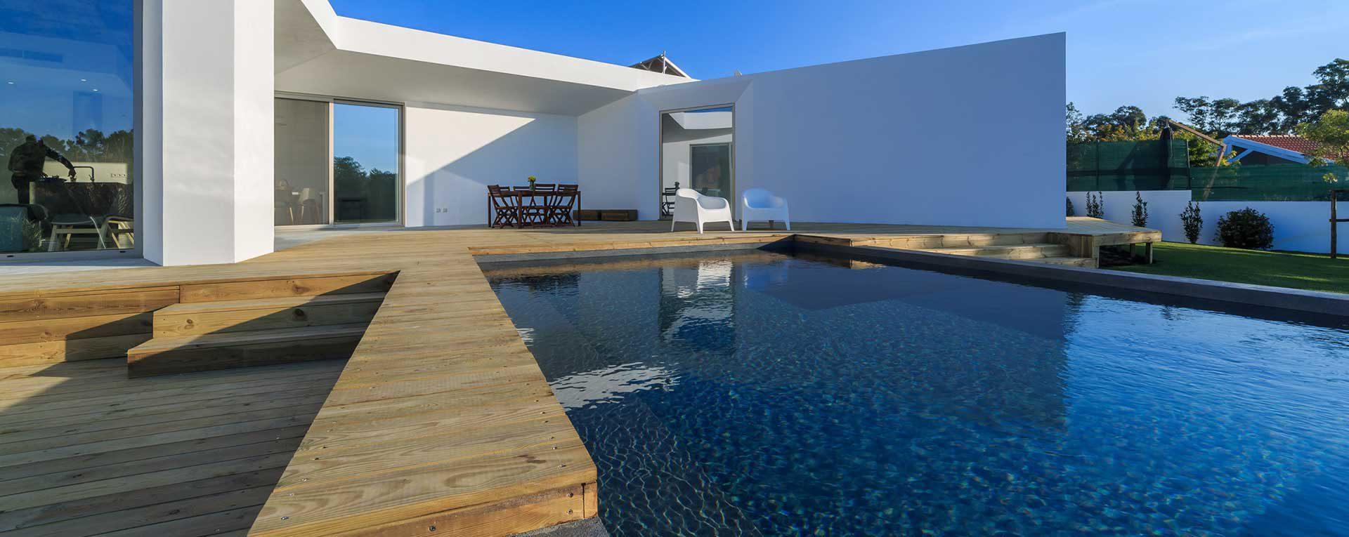 piscine sur mesure à Challans