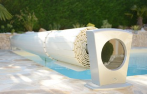 Volet hors sol piscine - sécurité bassin