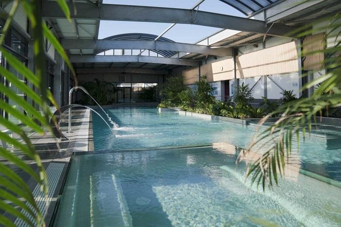construction piscine intérieure Vendée