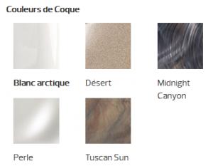 coloris de coque