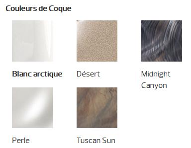 couleur coque spa