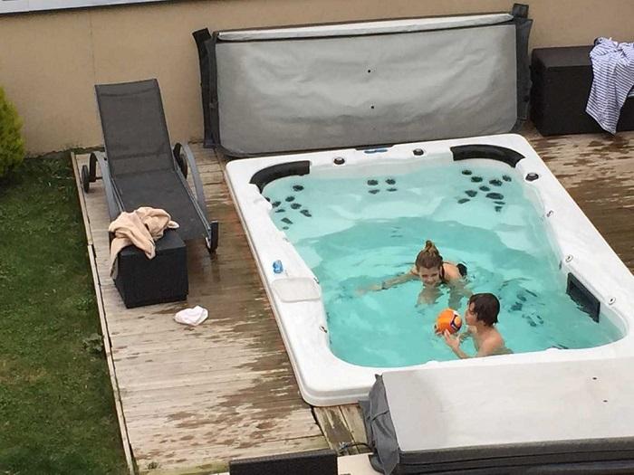 SPA de nage Pool and Co