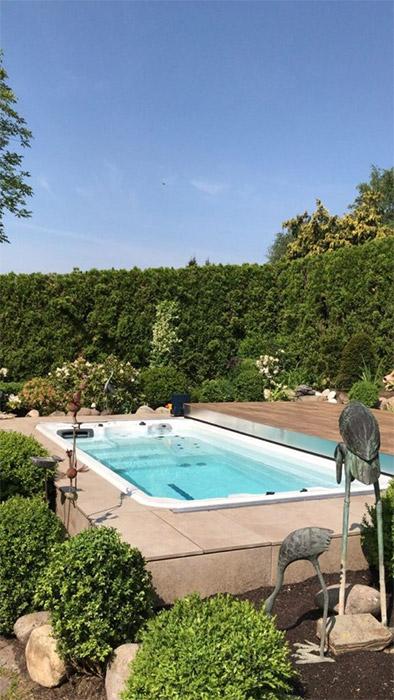Spa jacuzzi Vendée