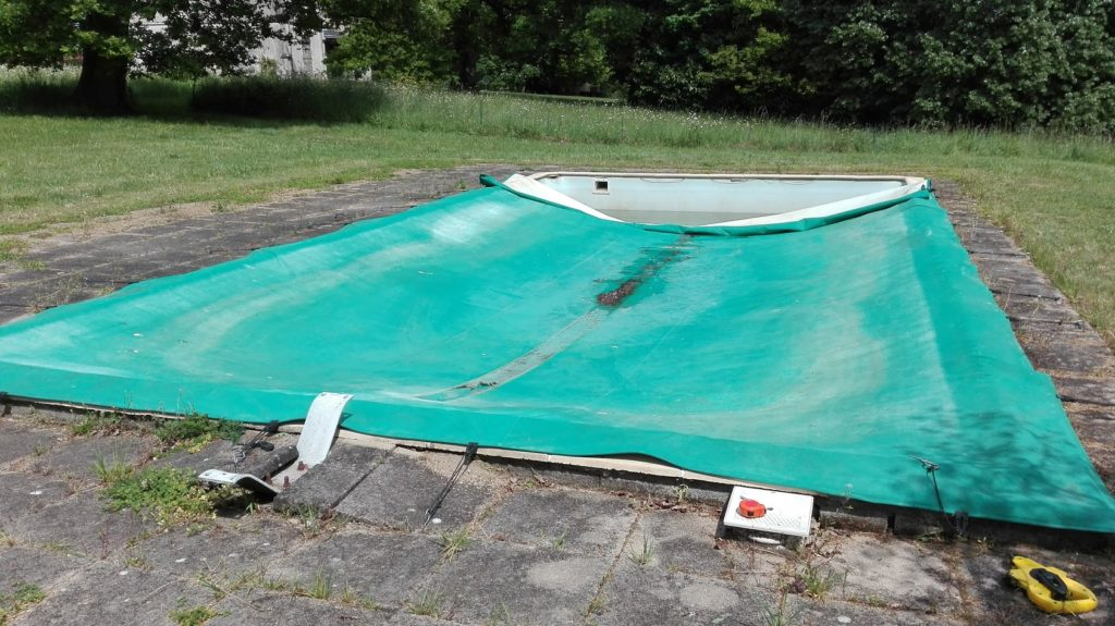 renovation piscine près de Nantes
