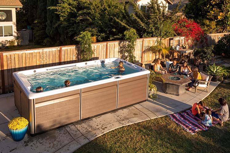 Spa de nage Recsport