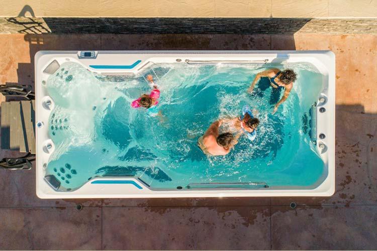 Spa de nage Swimcross