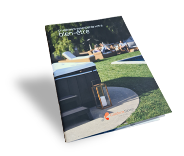 brochure « SPA CALDERA » (série VACANZA, PARADISE et UTOPIA)
