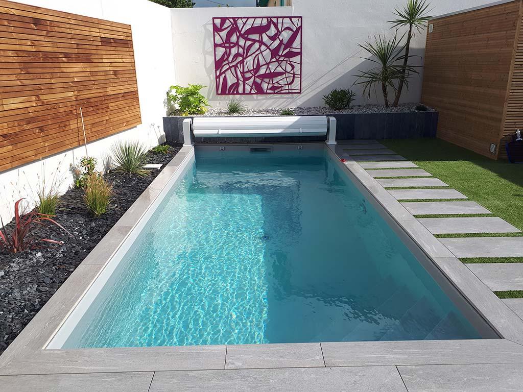 piscine privée extérieure