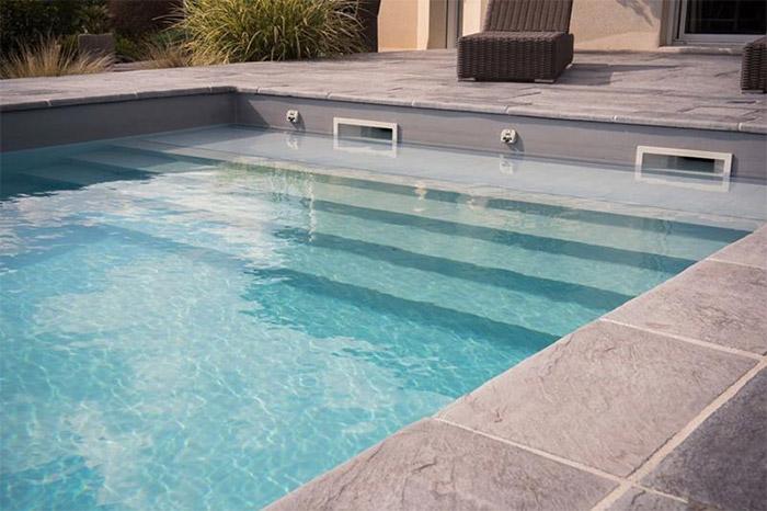 projet constructeur piscine à débordement Nantes