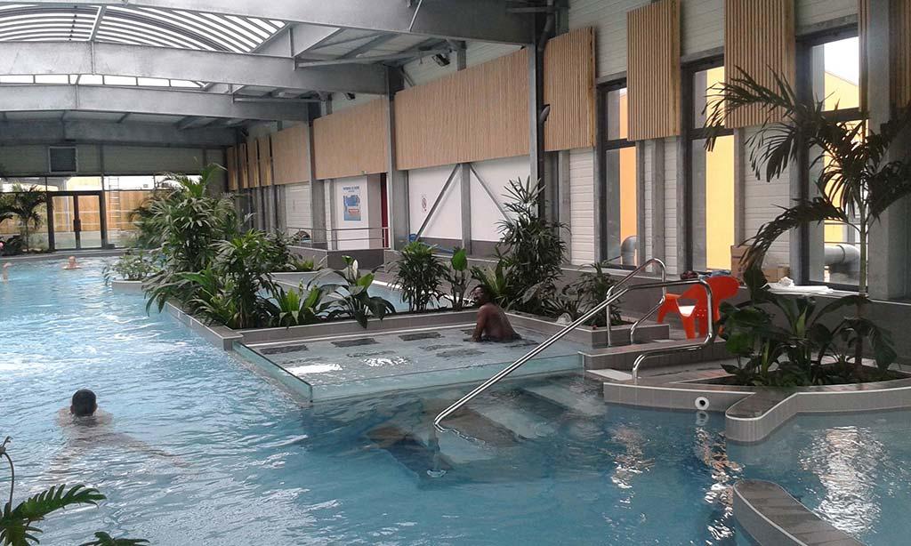 parois vitrées piscine